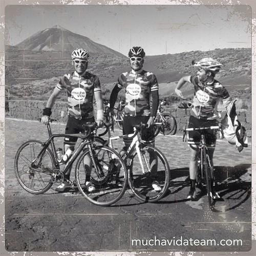Entreno bici... #muchavidateam  #entreno #bici #bike #elteide #tenerife #islascanarias #canarias #teide #canary #muchavida