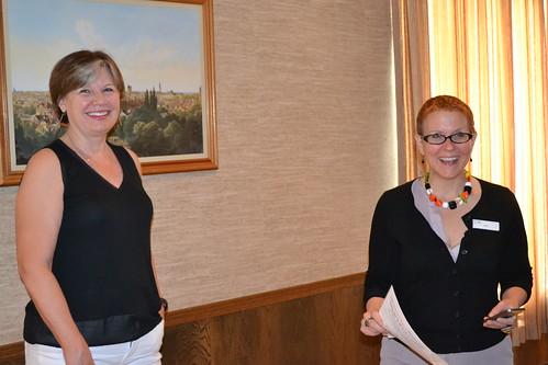 Author Karen Shoemaker Visits