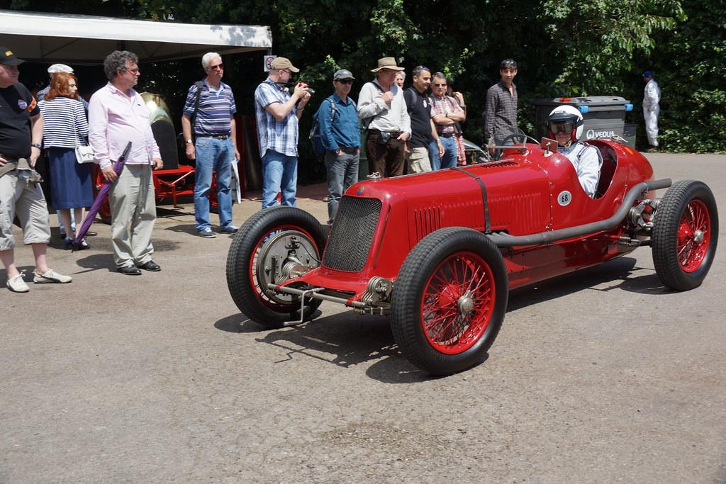 Maserati 8CM 3.0-litre Supercharged 8-Cylinder 1933, 100 y… | Flickr