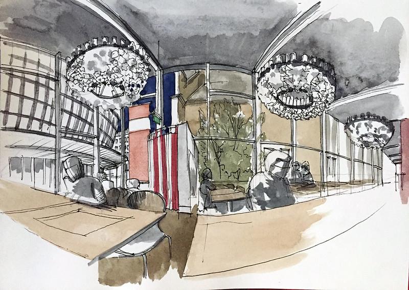 Café Stanton, Jan. 2017
