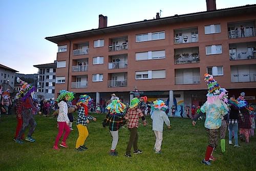 Inauteriak 2017 Markina-Xemein