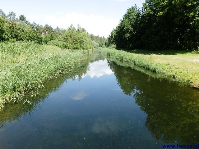 12-06-2014 Dronten Roggebotzand  20 Km (13)