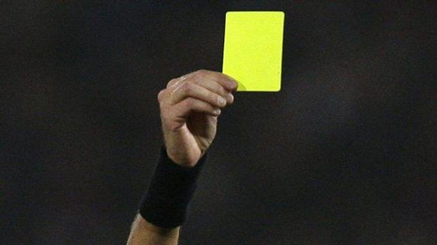 Image result for yellow card