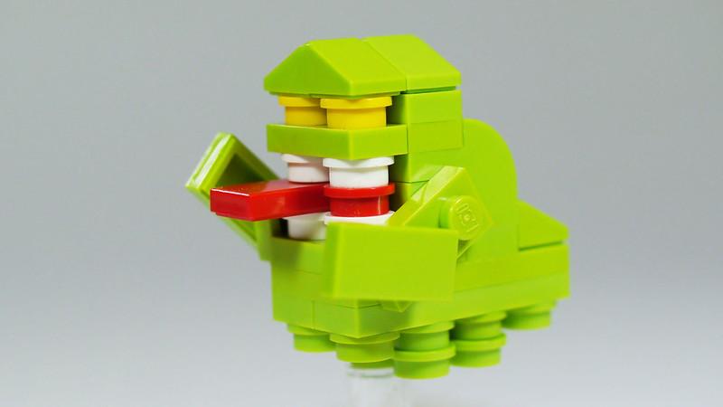 LEGO Ghostbusters Slimer