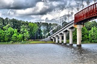 Under the Bridge   by Redbird310