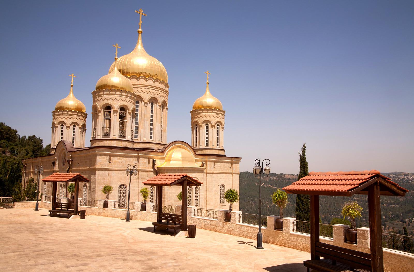 Jerusalem_Russian Orthodox Gorney Convent_2_Noam Chen_IMOT
