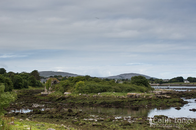 Derelict Ruins, Kinvava, Co. Galway