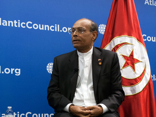 Tunisia's Democratic Successes: A Conversation with the President of Tunisia