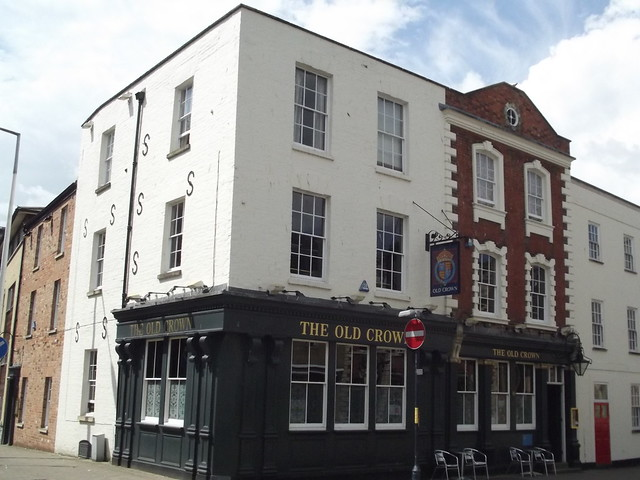 The Old Crown - Westgate Street, Gloucester