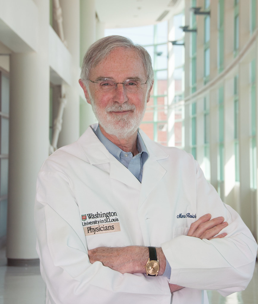Marcus E. Raichle, MD