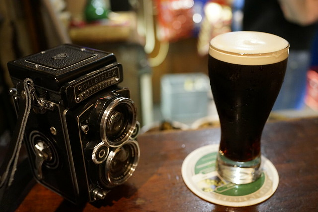 Guiness & Rollei