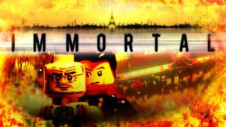 Immortal Filmplakat | by Rainlight Animations