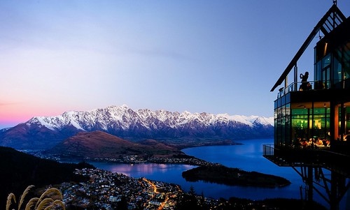 Queenstown - sunset | by siyamalan.com