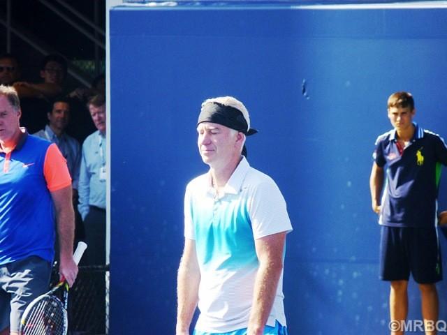Cash/Martin vs McEnroe/McEnroe
