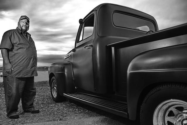Tom's Terrific Truck...Little Blackie
