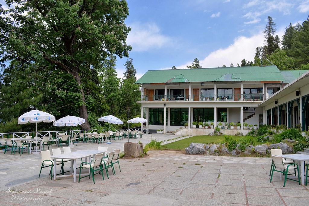 Greens Hotel, Nathiagali