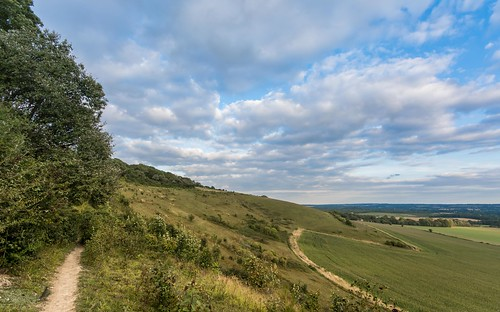 summer england tree clouds kent nikon northdowns maidstone detling sigma1020f456 d7100 lightroom56