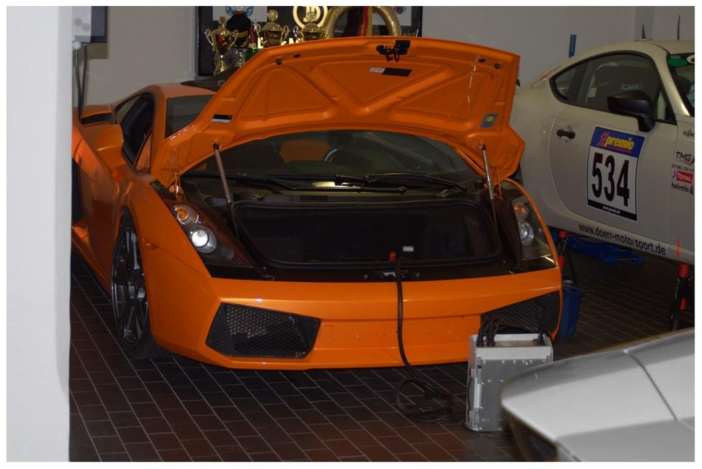 Orange I Lamborghini Gallardo Colour Arancio Borealis Kla Flickr