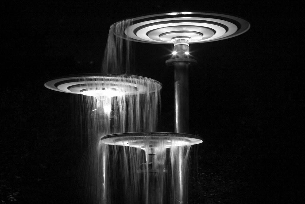 Fountain Täby Centrum