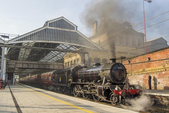 The West Highlander Steam Express