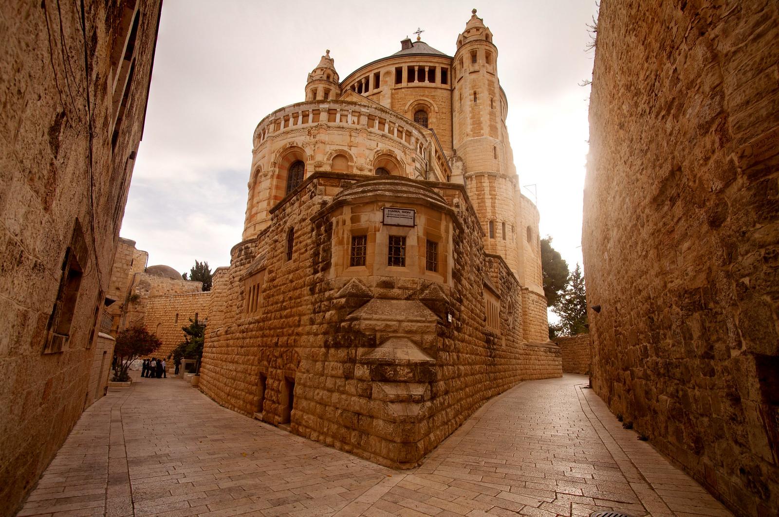 Jerusalem_Dormition Abbey_4_Noam Chen_IMOT