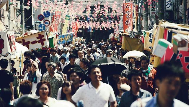 matsuri street