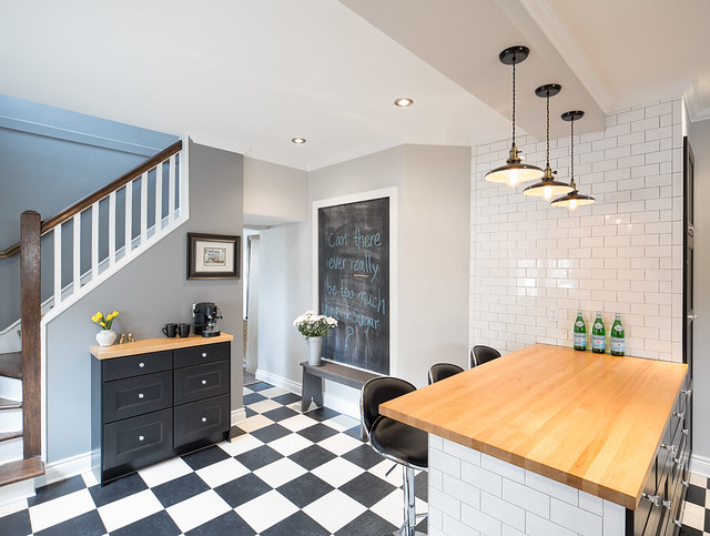 Civic Hospital Kitchen by Grassroots Design