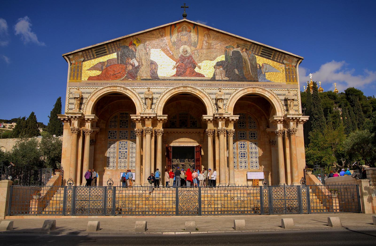 Jerusalem_Church of All Nations_3_Noam Chen_IMOT