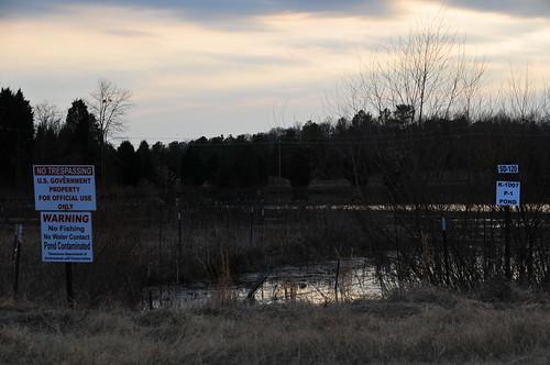geotagged pond tennessee oakridge k25 k1007