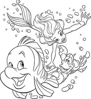 Desenho Da Disney Para Colorir 6 Desenhos Para Imprimir E Flickr