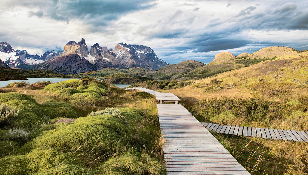 One of the most beautiful places on earth. Torres Del Paine