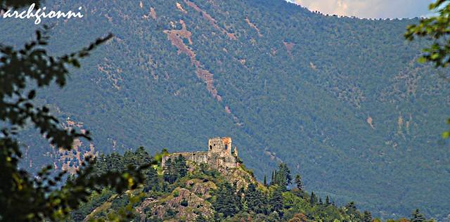 il castello del conte rosso