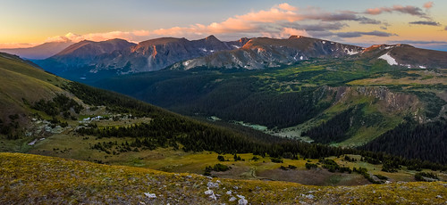 View of Rocky Mountain National Park | by AER Wilmington DE