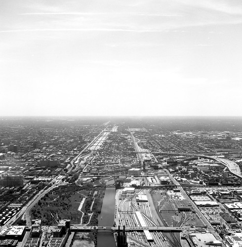 """Image titled """"#4, From the Sears Tower, Chicago."""""""
