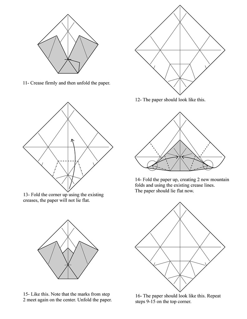 Origami Burr Puzzle page 3 | Para Yadira  Well, here it is g