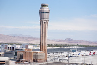 The NEW Control Tower at McCarran International Airport in Las Vegas | by Hazboy