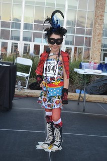 Best Invented Super Girl - Fashion Hero - Lucky Cantu | by CASA of Travis County