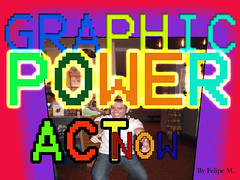 Graphic Power - Graphic Banner Designed by Felipe M. @ felsite.net