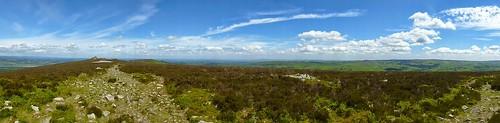 Stiperstones Panorama (13/06/2014)