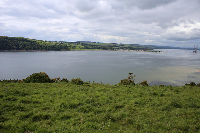 The Cromarty Firth at Nigg