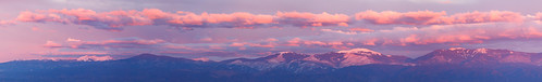 losalamos mariposa newmexico sangredecristomountains birthday mountain panorama party sunset