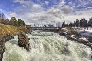 Upper Spokane Falls | by Ian Sane