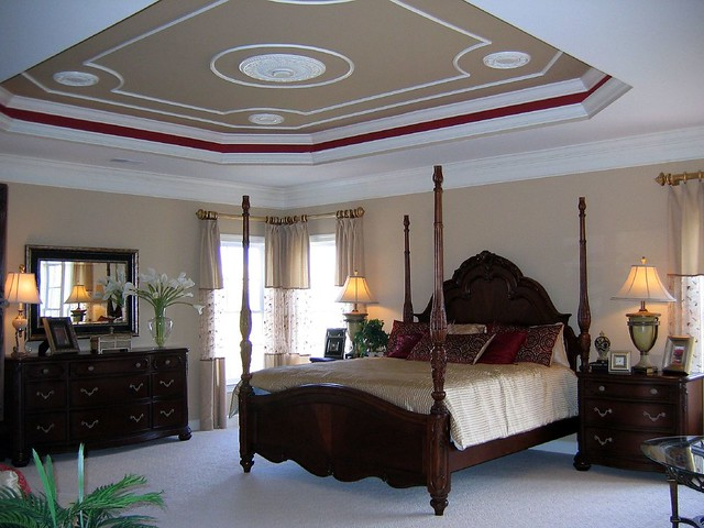Master Bedroom - Tray Ceiling | Gary Hymes | Flickr