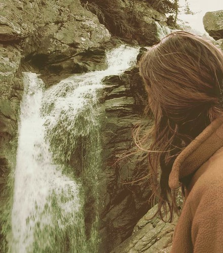 Ikaria 120, 'looking at the waterfall' | Eleni Ikanou on Flickr