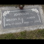 MD and JoAnn Johnson