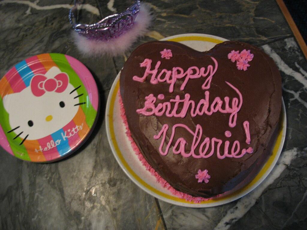 Amazing I Made Valerie This Birthday Cake While She Skied Flickr Funny Birthday Cards Online Necthendildamsfinfo