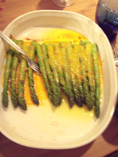 asparagus and cheeeeeeese   by miss_rogue
