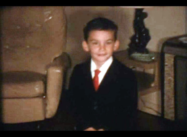 Kevin at Easter 1964
