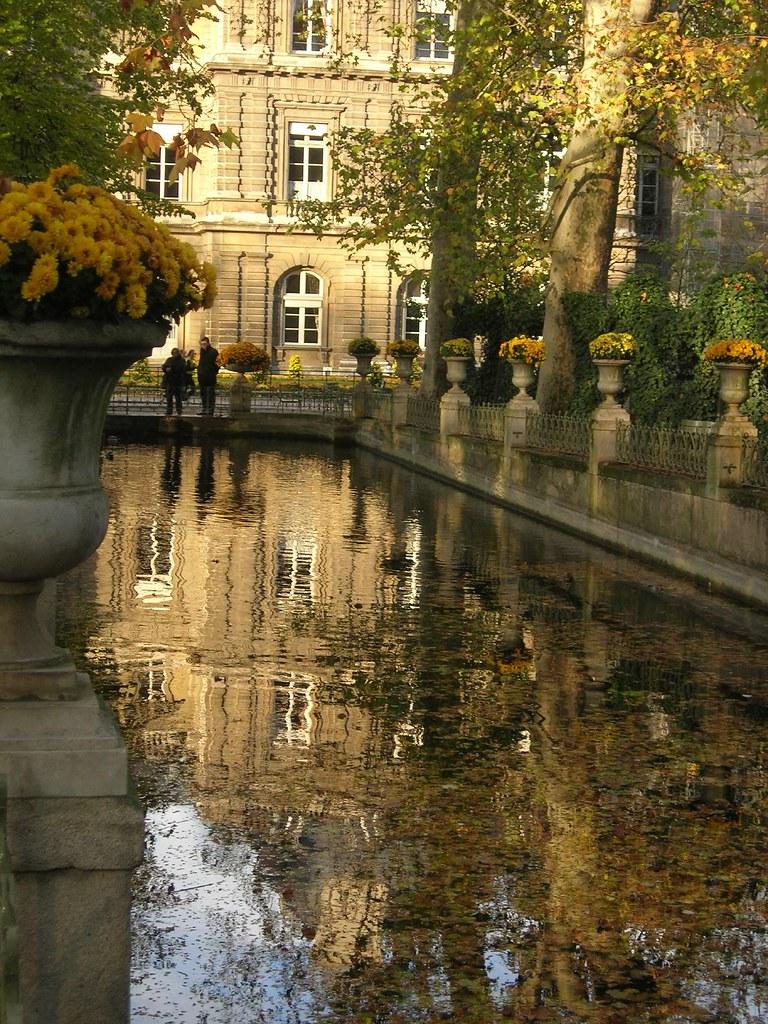 Photo Fontaine De Jardin fontaine de medicis, jardin du luxembourg | monceau | flickr