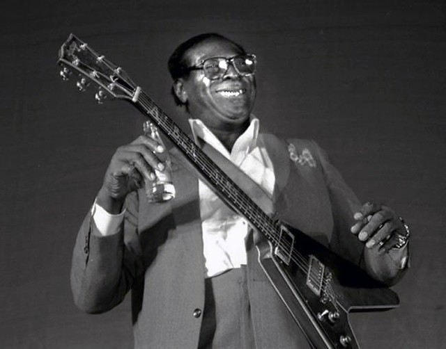 Albert King , Oakland, California